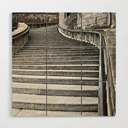Stairway to Heaven? Wood Wall Art