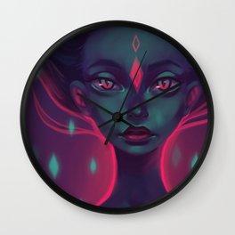 Caro girl Wall Clock