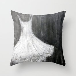 Tutu Throw Pillow