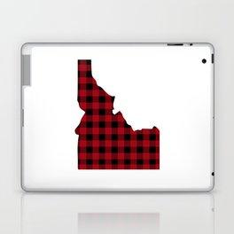 Idaho - Buffalo Plaid Laptop & iPad Skin