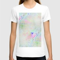 cracked T-shirts featuring cracked rainbow by Hoeroine