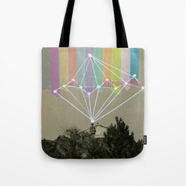 Lost Communication Tote Bag