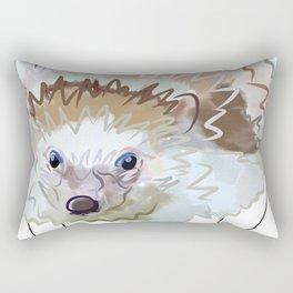 Hog Air Balloon Rectangular Pillow