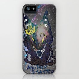 Another Disaster iPhone Case