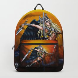 Pole Creatures: Valkyrie Backpack