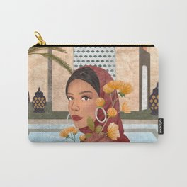 Morocco Vibes Carry-All Pouch