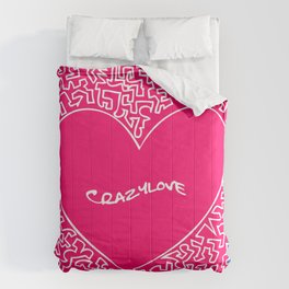 Crazylove Comforters