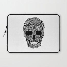 Paisley Skull Laptop Sleeve