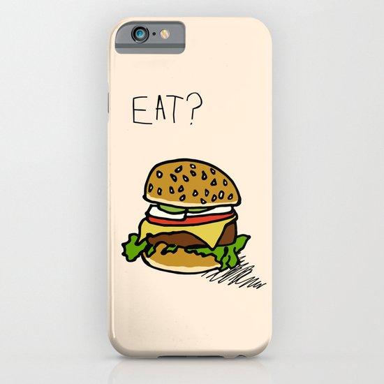 EAT? iPhone & iPod Case