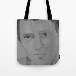Gregory Peck Tote Bag