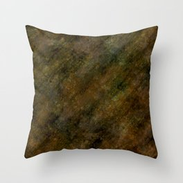 Camouflage natural design by Brian Vegas Throw Pillow