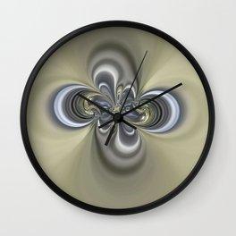 2 rings Wall Clock