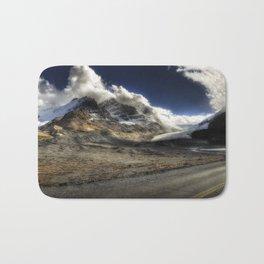 Glacier Expressif Bath Mat