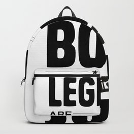 Born In July Backpack