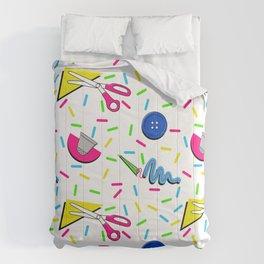sew 80s Comforters