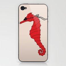 Hero horse iPhone & iPod Skin
