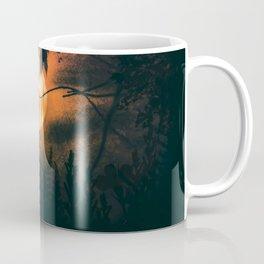 Wolf and The Mead Moon Coffee Mug