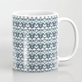 Blue Pattern Coffee Mug