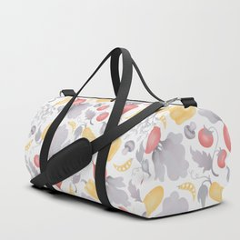 Vegetables (pastel) Duffle Bag