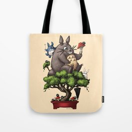 Forest Guardian Bonsai  Tote Bag