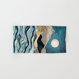 Indigo Sea Hand & Bath Towel