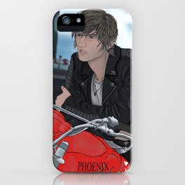 Hammerhead Rider iPhone Case