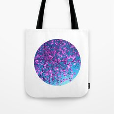 purple tree XXV Tote Bag