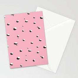 Lakeside Late Afternoon (pink) Stationery Cards