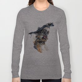 FACE#4 Long Sleeve T-shirt
