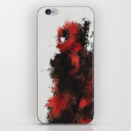 Merch with A Mouth iPhone Skin