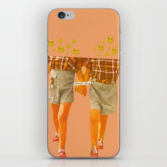 Unusual Thing iPhone & iPod Skin