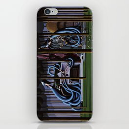 The Gateway to Her iPhone Skin