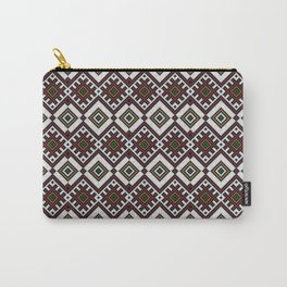 Ethereal Ethnic Ornament Carry-All Pouch