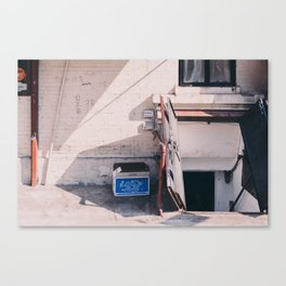 Chinatown #1 Canvas Print