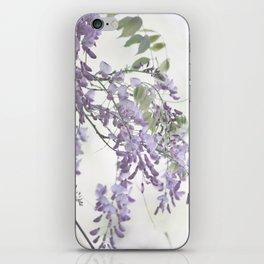 Wisteria Lavender iPhone Skin