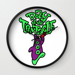 Day Of The Tentacle Wall Clock