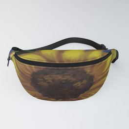 Dramatic Sunflower DP141118a Fanny Pack
