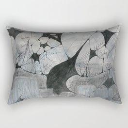 Connections#4 Rectangular Pillow