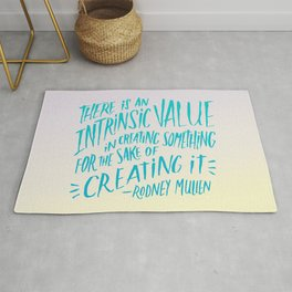 Rodney Mullen on Creating Rug