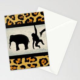 Animals on Parade Stationery Cards