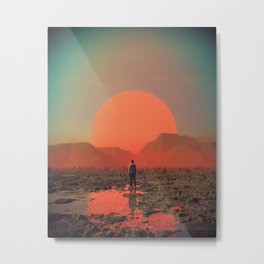 Beacon Metal Print
