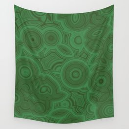 Green Agate Wall Tapestry