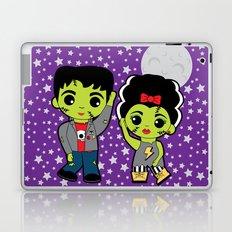 The Frankenstein Stomp Laptop & iPad Skin
