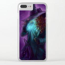 Magia Clear iPhone Case