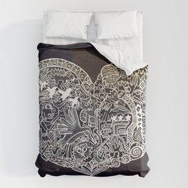 Ancient figures Comforters