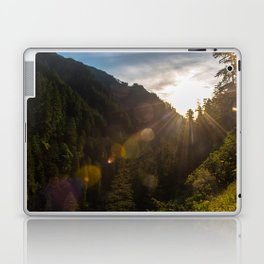 Valley Sunset - Oregon Laptop & iPad Skin