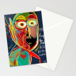 Keep the funk alive Stationery Cards