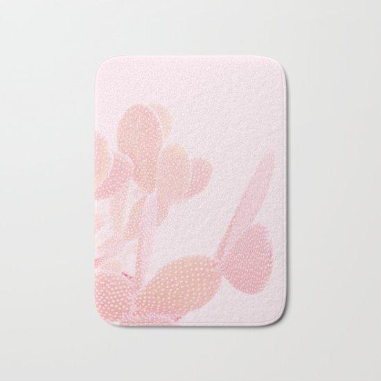 Opuntia Blush Bath Mat