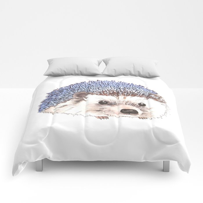 Hedgehog Comforters