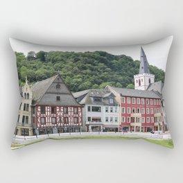 Sankt Goar am Rhein Rectangular Pillow